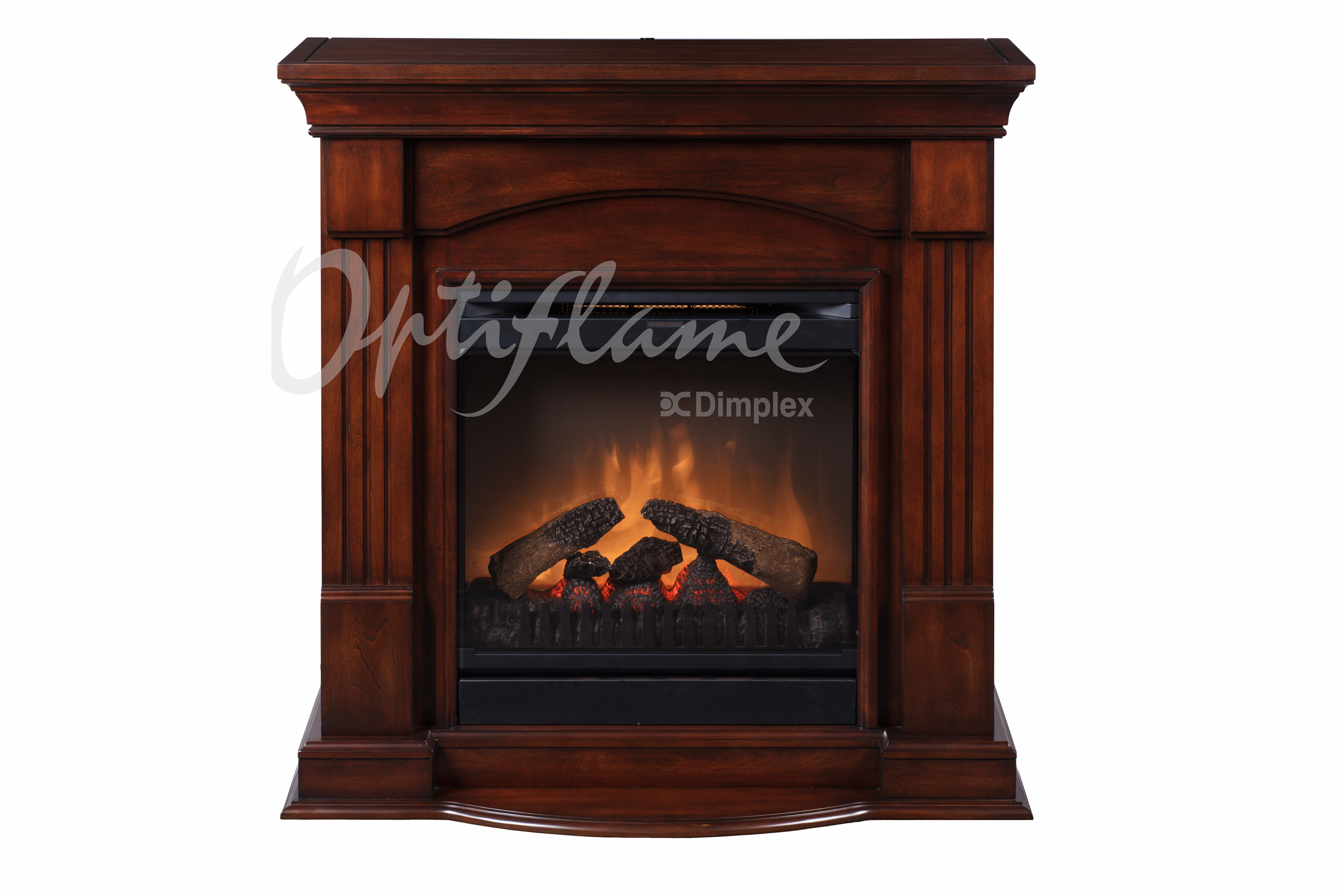 Electric Fireplace Dimplex Milano Wallnut 20 39 Firebox Dimplex